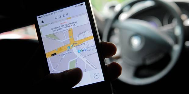 Uber renforce ses mesures de sécurité pour rassurer ses utilisateurs - La Libre
