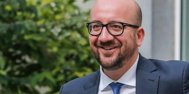 Interventions politiques: Michel veut des règles pour les ministres - La Libre