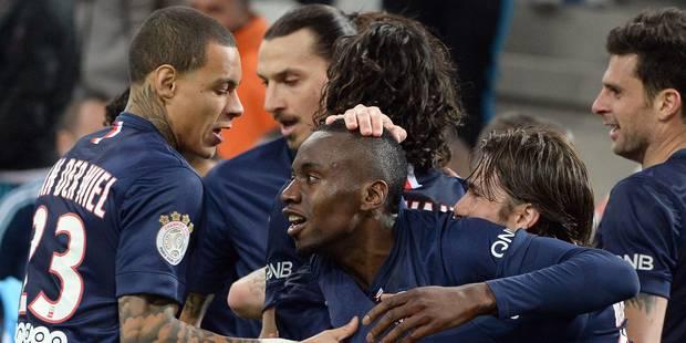 Le PSG s'impose face à Marseille lors d'un Clasico à grand spectacle (2-3) - La Libre