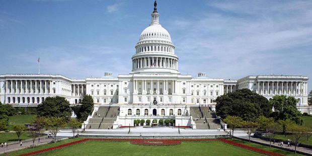 Washington: un homme se suicide devant les grilles du Capitole - La Libre