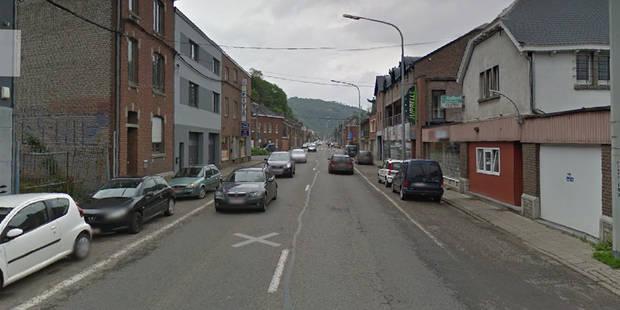 Plusieurs surfaces commerciales détruites dans un incendie à Trooz - La Libre