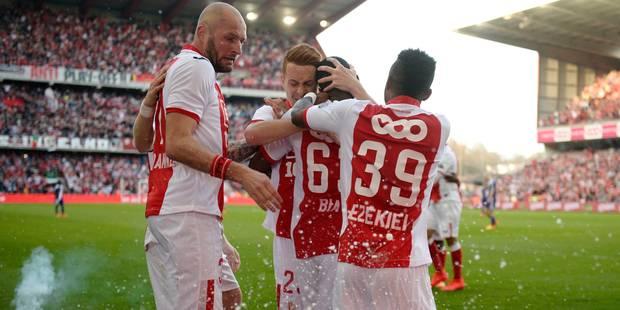 Ezekiel croque Anderlecht et offre un 3e Clasico au Standard (3-1) - La Libre