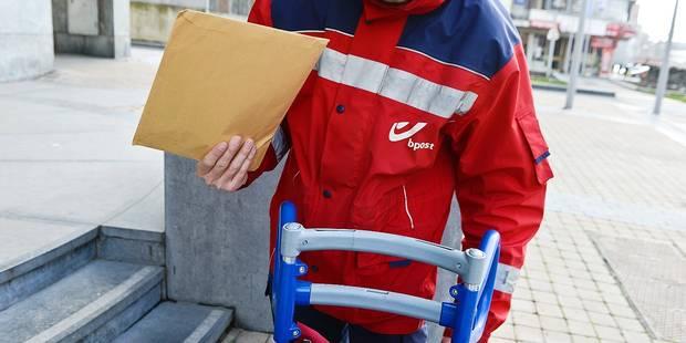 Une nouvelle loi postale pour l'automne - La Libre