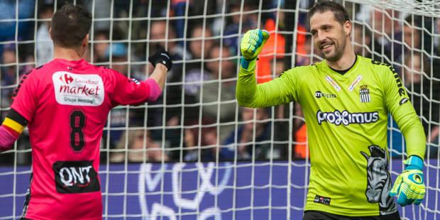 Charleroi prend un bon point à Courtrai (1-1) - La Libre
