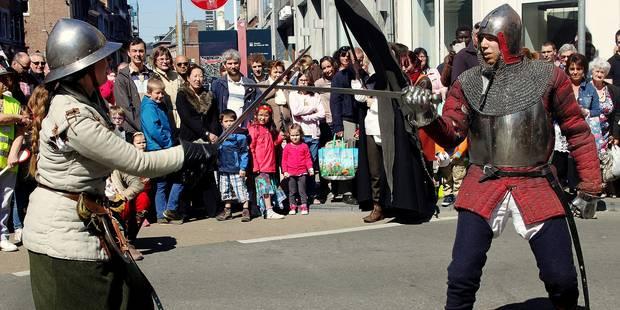 L'intérêt pour le folklore en hausse à Namur - La Libre
