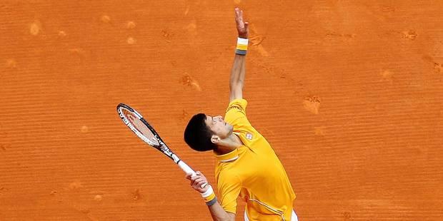 Djokovic gagne même en jouant mal - La Libre