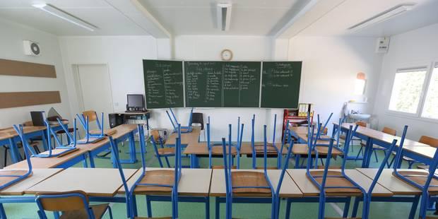 1090 élèves de 6e primaire sont sur liste d'attente - La Libre