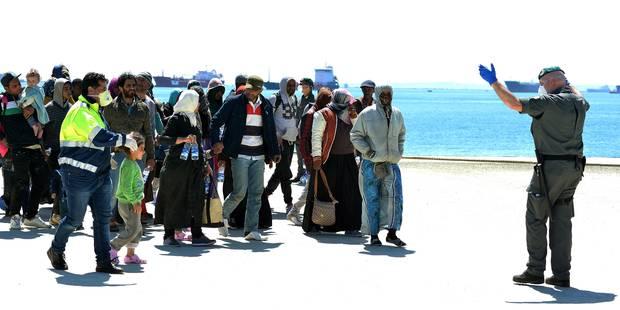 Migrants: l'irresponsabilité coupable de la France - La Libre