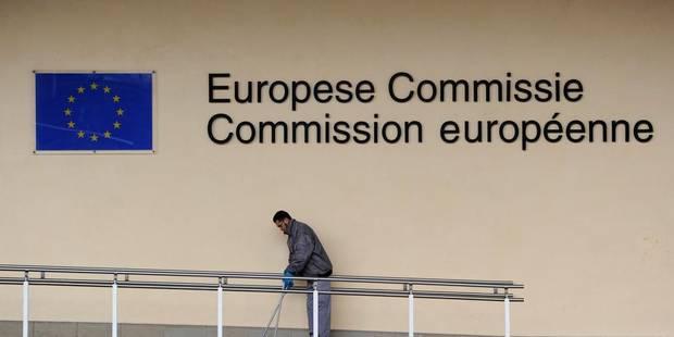 La Commission européenne, eldorado des travailleurs belges - La Libre