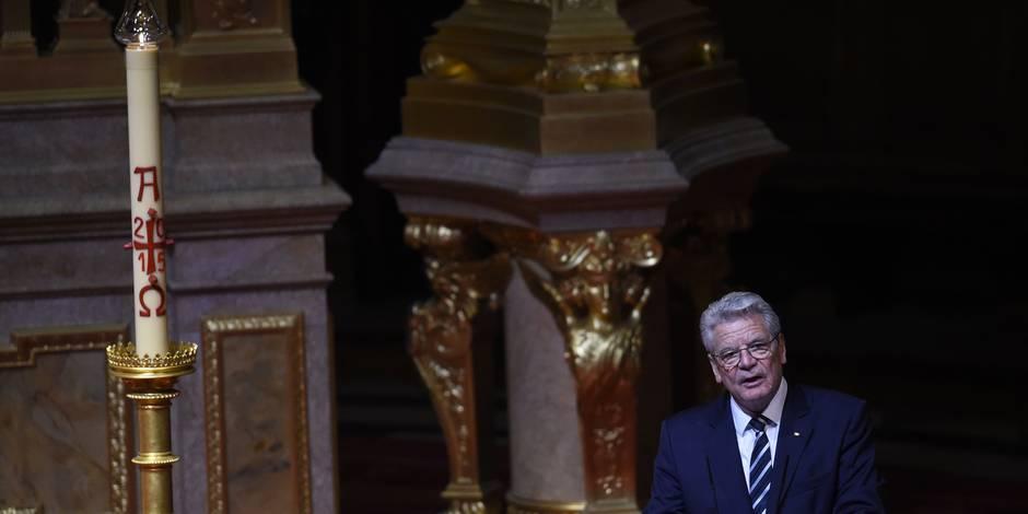 Le président allemand reconnaît le génocide arménien