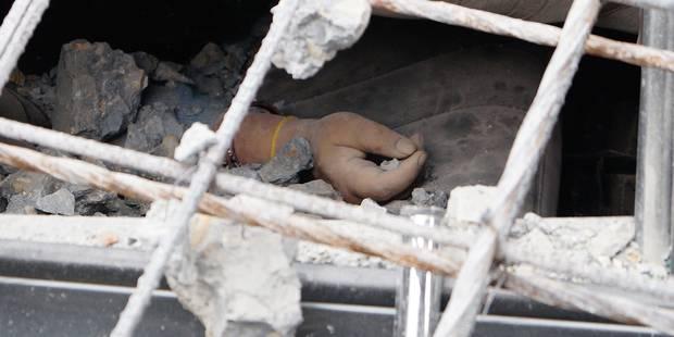 Un terrible séisme secoue le Népal - La Libre