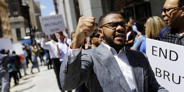 USA: 35 arrestations après le couvre-feu mardi à Baltimore - La Libre