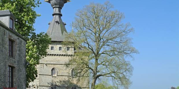 Hans Op de Beeck investit le château de Chimay - La Libre