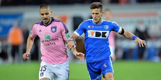 La Gantoise arrache la victoire in extremis face à Anderlecht (2-1) - La Libre