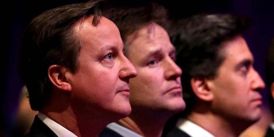 Royaume-Uni: un miracle économique en trompe-l'œil