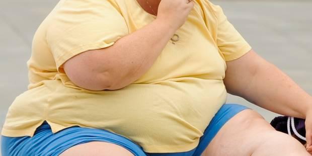 L'Europe va être confrontée à une épidémie d'obésité - La Libre