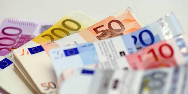 Les Belges attendront encore longtemps l'indexation de leur salaire - La Libre