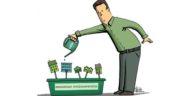 Le secteur de l'environnement à sec de subsides - La Libre