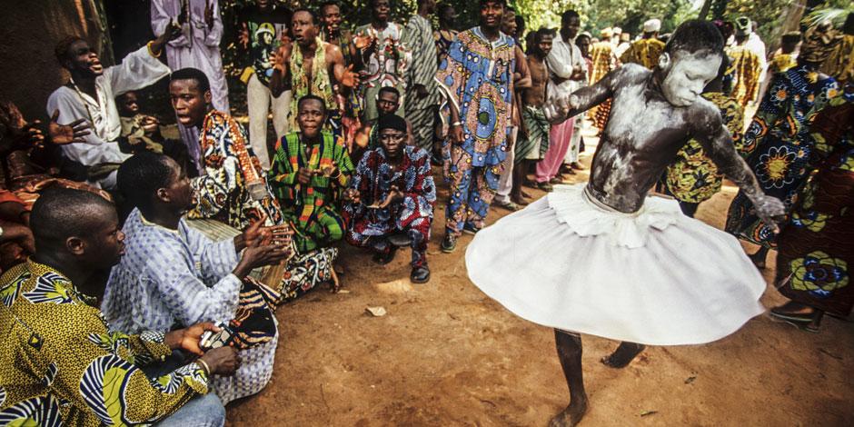 Le vaudou au Bénin en photos