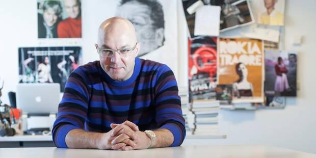 Jan Goossens, directeur artistique du Festival de Marseille - La Libre