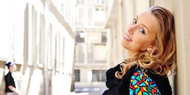 La Belge Marie Janssens chantera pour la France dans un concours à Hollywood - La Libre