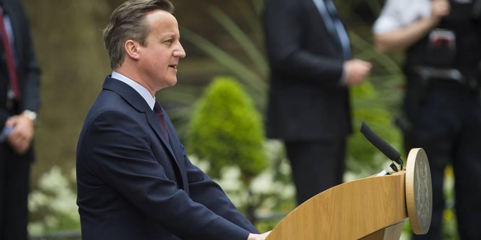 """La victoire de Cameron réveille le spectre du """"Brexit"""" pour l'UE"""