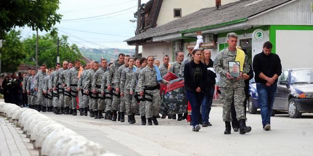 """Violents combats en Macédoine: 30 personnes inculpées de """"terrorisme"""", dont 18 Kosovars - La Libre"""