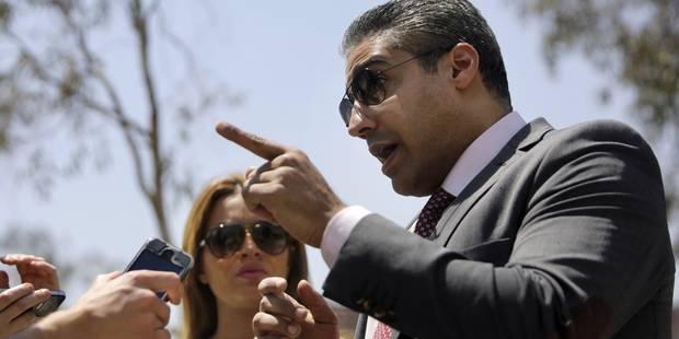 Égypte: sorti de prison, un journaliste réclame 100 millions de dollars à Al-Jazeera - La Libre