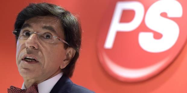 Le président du PS Elio Di Rupo promet de ramener la pension à 65 ans - La Libre