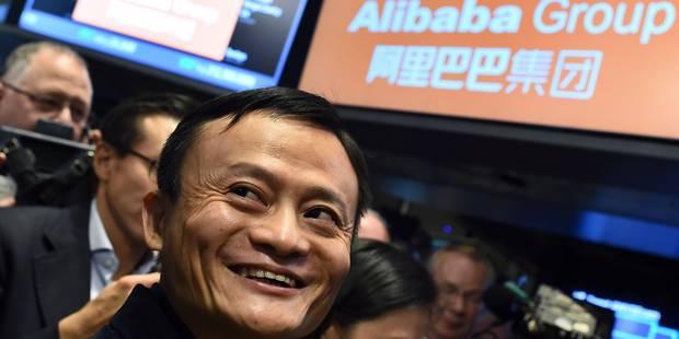 Alibaba réagit à la plainte de Kering - La Libre