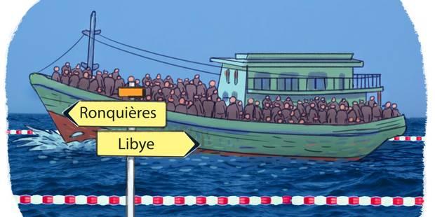 Pour que la Méditerranée ne soit plus le cimetière de l'Europe - La Libre