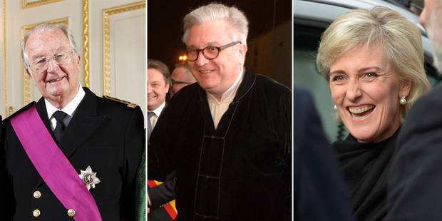 Les dotations royales rabotées de 10% en 5 ans - La Libre