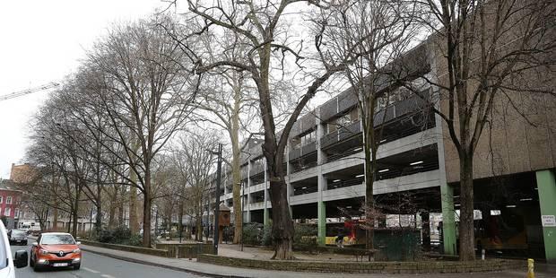 Namur : la Wallonie actionnaire dans le centre commercial du parc Léopold - La Libre