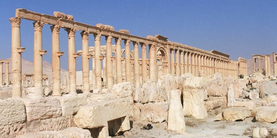 Palmyre aux mains de l'EI : d'autres sites culturels ont déjà été détruits par des islamistes