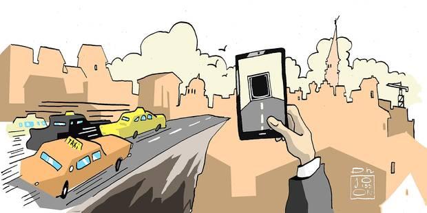 Taxis/Uber: ne ratons pas la mutation économique - La Libre