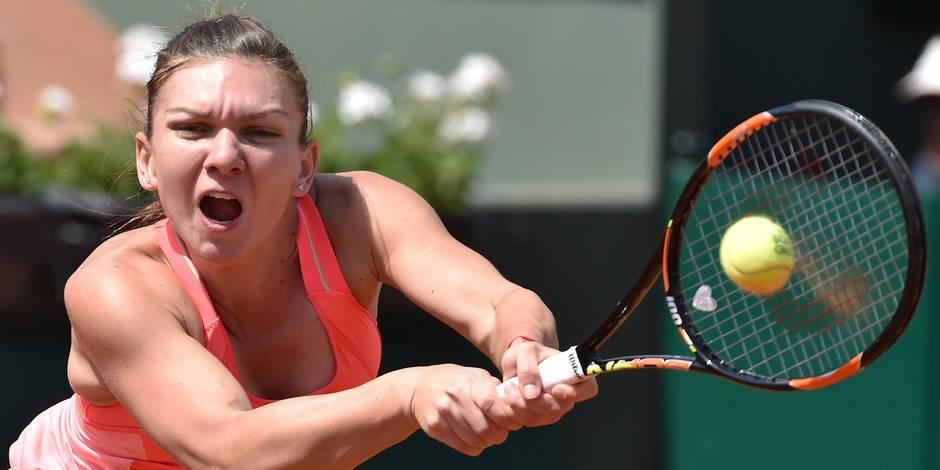 Surprise à Roland Garros: Halep, finaliste l'an dernier, est déjà éliminée
