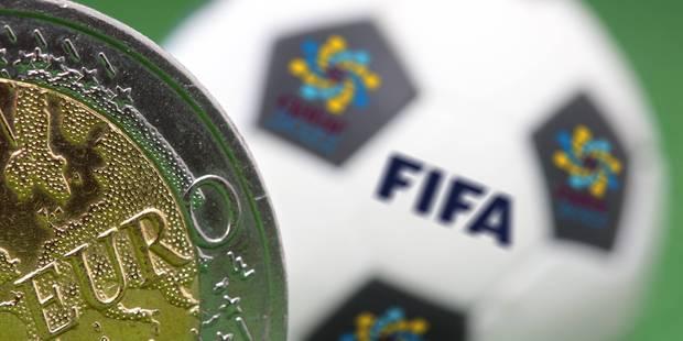 """Enquête FIFA: Plusieurs Coupes du Monde """"corrompues"""", dont France 98? - La Libre"""