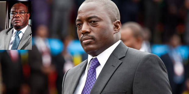 RDC: Kabila change de chef de cabinet, l'ancien pressenti comme ambassadeur en Belgique - La Libre