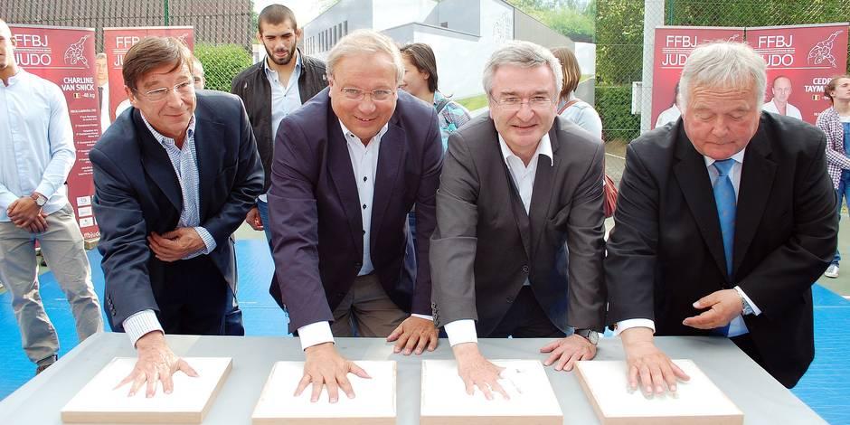 Louvain-la-Neuve: un véritable écrin pour les judokas