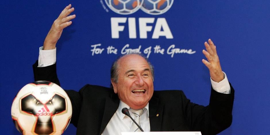 """Fifa: les Américains dénoncent """"la coupe du monde de la fraude"""""""