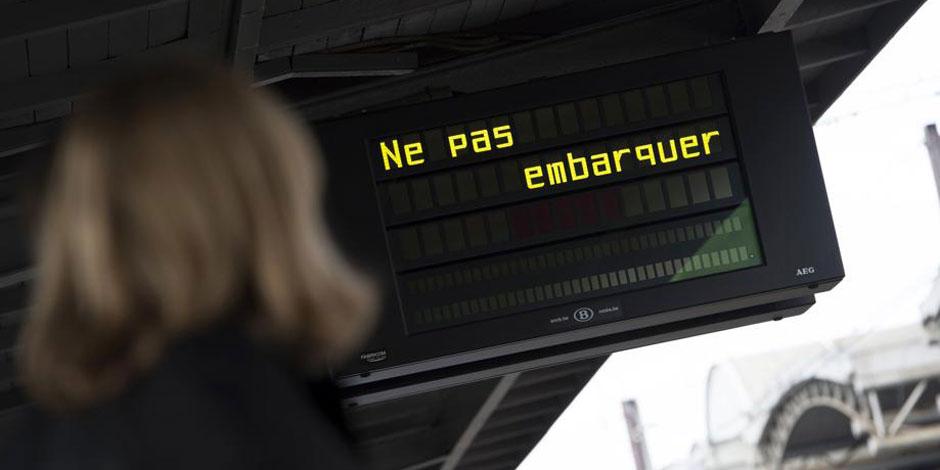Audit dévastateur à la SNCB