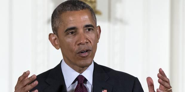 """Obama: """"Israël risque de perdre sa crédibilité sur la question palestinienne"""" - La Libre"""