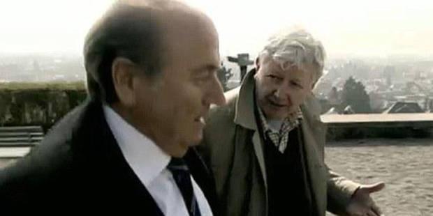 Andrew Jennings, le papy écossais qui s'est battu pour faire tomber Blatter - La Libre