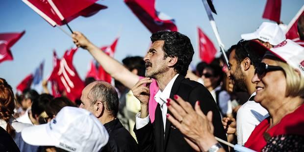 Turquie: scrutin test pour le parti d'Erdogan - La Libre