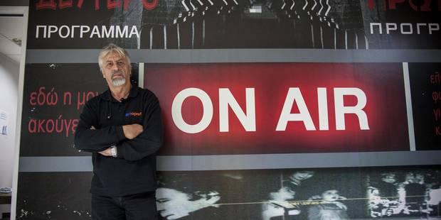 Grèce: la radio-télé publique historique ERT de retour - La Libre