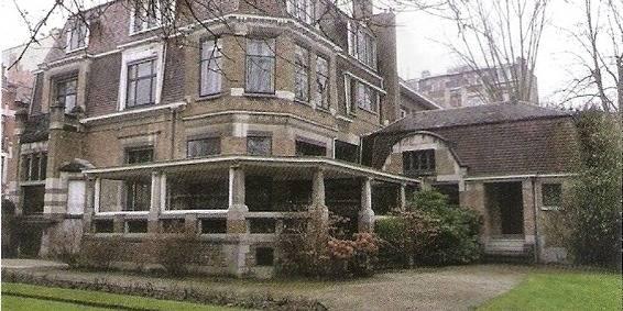 La villa Dewin classée pour la Fête nationale - La Libre