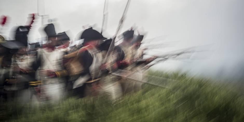 """Le commentateur de Waterloo 2015: """"J'ai été mis dans une situation d'improvisation quasi-totale"""""""