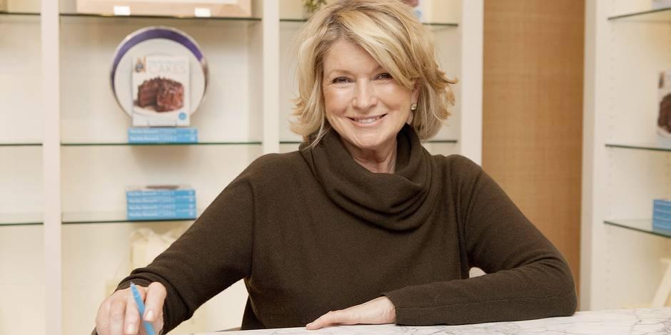 La reine du lifestyle à l'américaine, Martha Stewart, vend son empire
