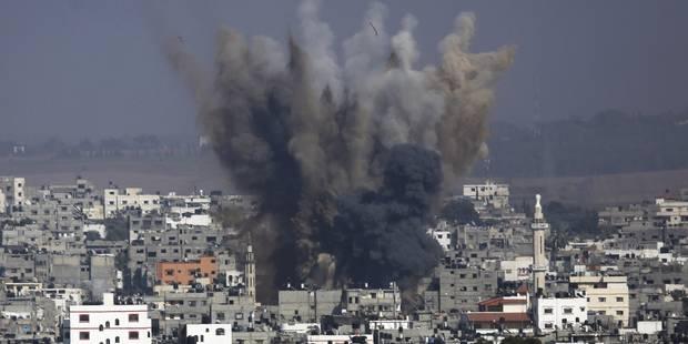 Tir de roquette depuis la bande de Gaza, Israël riposte - La Libre