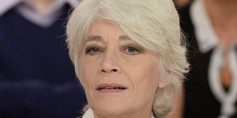 Françoise Hardy évoque son cancer depuis son lit d'hôpital